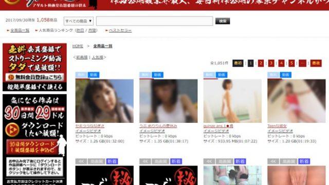 動画の志士 有料アダルト動画サイト 比較 評価レビュー