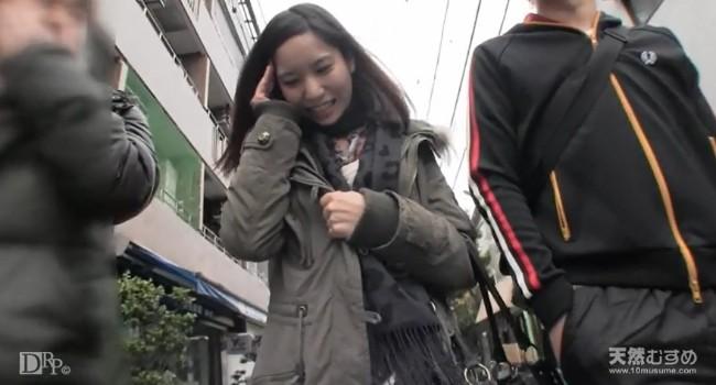 花野マリア 天然むすめ ダーツで行くナンパの旅~パイパン娘に大当たり~ 無修正動画